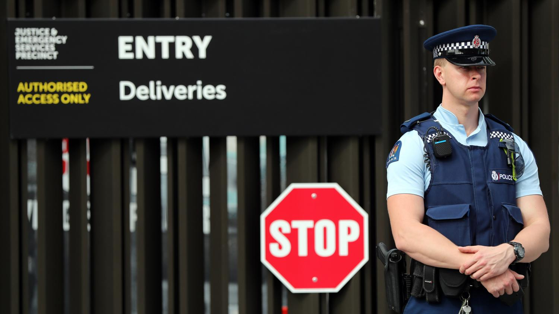 New Zealand Terrorist Attack Wallpaper: Nouvelle-Zélande : Brenton Tarrant, Le Suspect Principal