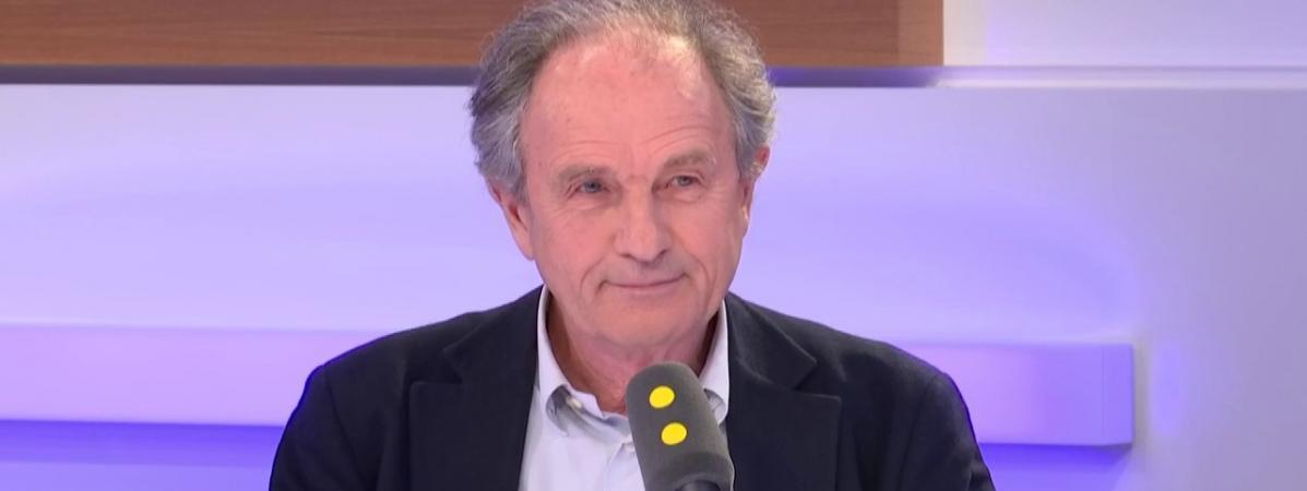Jean-Paul Hamon, président de la Fédération des médecins de France, le 18 mars 2019 sur franceinfo.