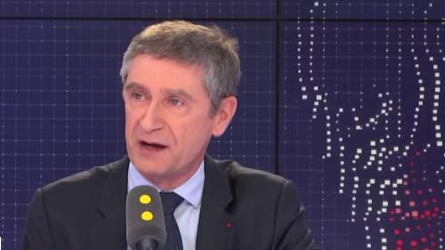 VIDEO. Brexit : Frédéric Péchenard n'est pas favorable à un délai supplémentaire