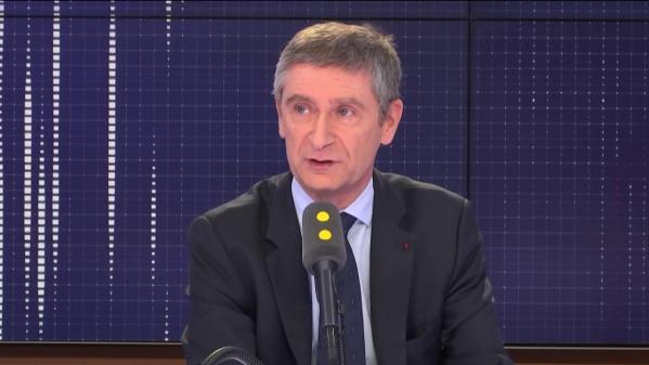 """""""Gilets jaunes"""" : Christophe Castaner """"est fragilisé par la crise"""" affirme Frédéric Péchenard"""