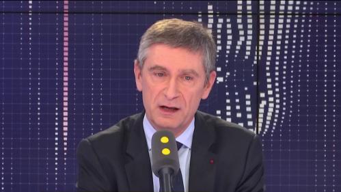 """VIDEO. Union européenne : """"Il faut rétablir les frontières françaises"""", estime Frédéric Péchenard"""