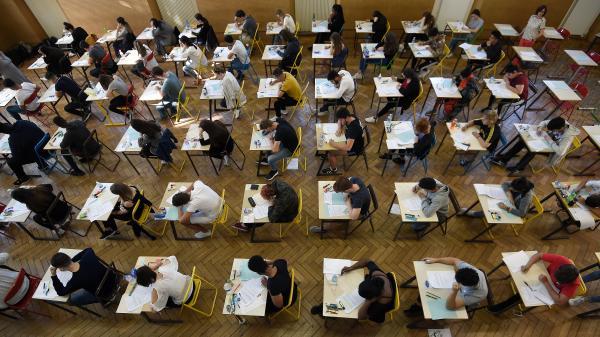 Baccalauréat : appel à la grève lors de l'examen