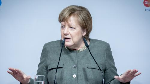 """Brexit: Angela Merkel veut """"se battre jusqu'au bout"""" pour parvenir à une """"sortie ordonnée"""""""