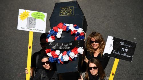 DIRECT. Journée de mobilisation nationale : au moins 17500personnes manifestent à Paris