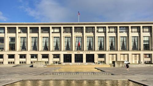 nouvel ordre mondial   Le Havre: