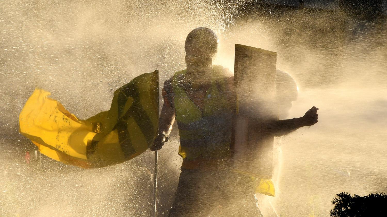 """""""Gilets jaunes"""" : le gouvernement interdit la manifestation à Nice"""