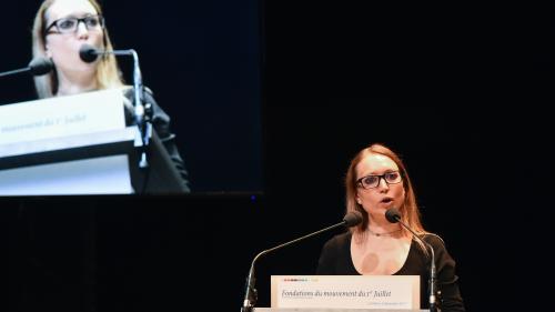 Européennes: la porte-parole de Benoît Hamon, Aurore Lalucq, rejoint les rangs de Raphaël Glucksmann
