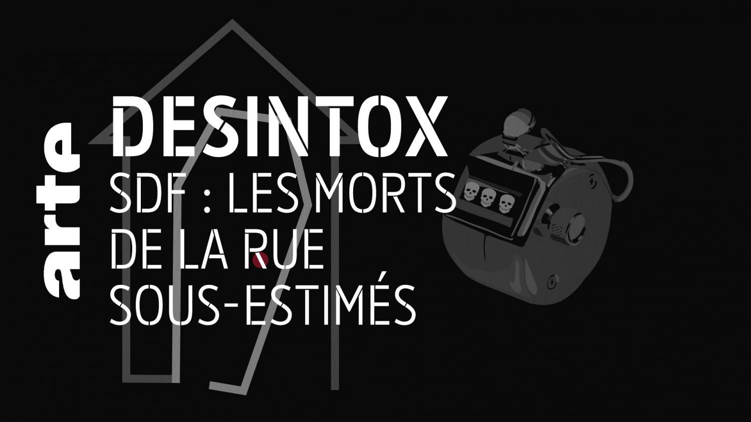 """VRAI OU FAKE Désintox. """"566 SDF morts dans la rue en France en 2018"""" : un chiffre bien loin de la réalité"""