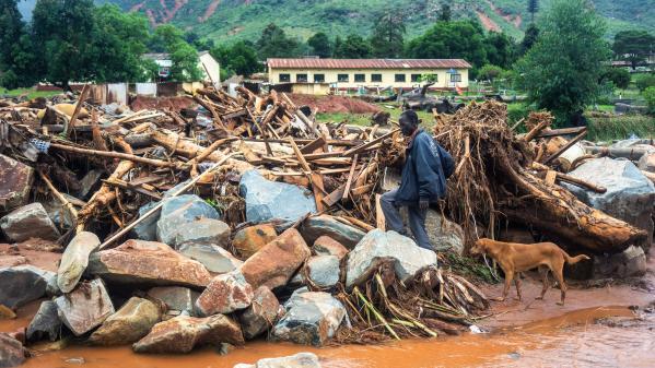 Cyclone Idai : le Mozambique et le Zimbabwe dévastés