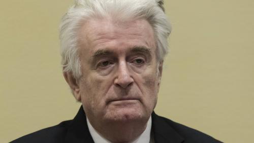 Génocide en Bosnie : Radovan Karadzic condamné à la prison à vie, notamment pour le massacre de Srebrenica