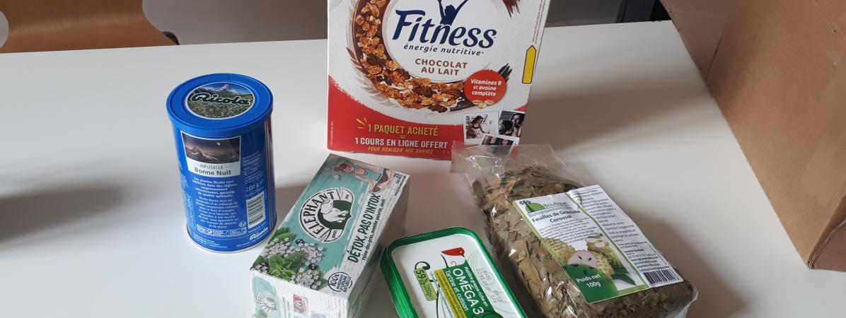 L'ONG Foodwatch estime qu'une vingtaine de produits disposent d'étiquettes qui vantent de fausses promesses.