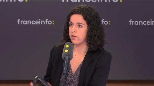 """Le grand débat national est un """"grand flop"""", estime Manon Aubry"""