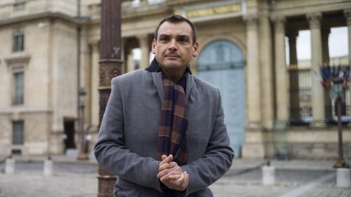 """Le """"gilet jaune"""" Benjamin Cauchy rejoint la liste de Nicolas Dupont-Aignan pour les européennes"""