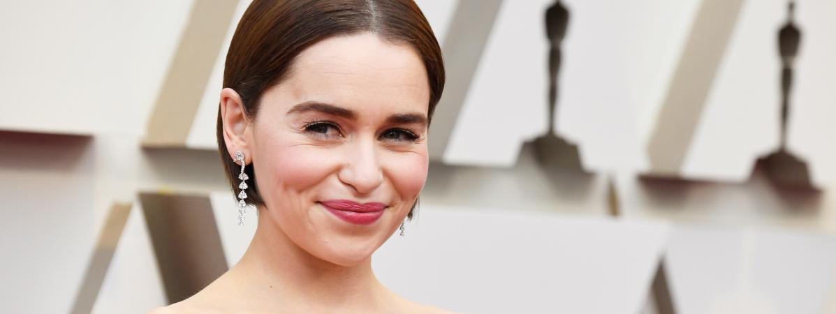 """""""Game of Thrones"""" : l'actrice Emilia Clarke dit avoir survécu à deux hémorragies cérébrales"""