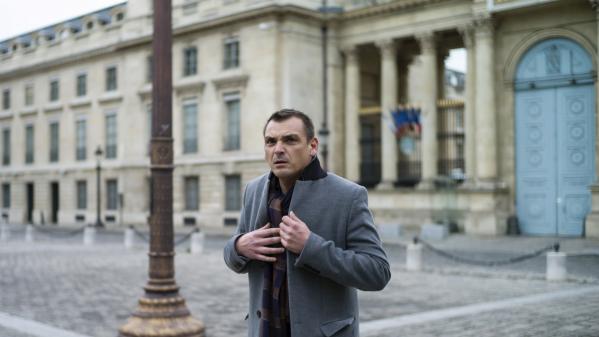 """""""Nos revendications sont en adéquation"""" : le """"gilet jaune"""" Benjamin Cauchy est candidat aux européennes sur la liste de Nicolas Dupont-Aignan"""