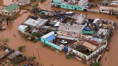 Ce que l'on sait de la situation catastrophique au Mozambique et au Zimbabwe après le passage du cyclone Idai