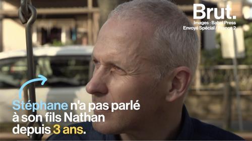 VIDEO. Le combat de Stéphane, privé de son fils depuis 3 ans