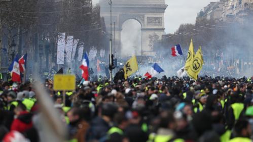 """""""Gilets jaunes"""" : à quoi faut-il s'attendre pour le 19e samedi de manifestation ?"""