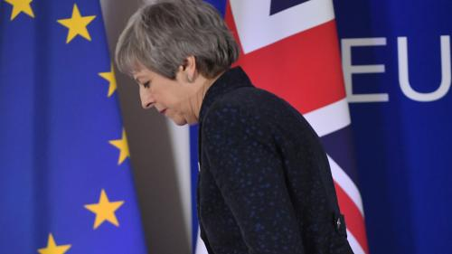 Brexit : Bruxelles accorde deux délais à Theresa May