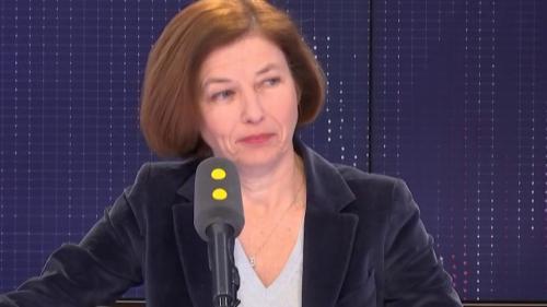 """Force Sentinelle : """"Jamais les militaires de l'armée française ne tireront sur des manifestants"""", assure Florence Parly"""