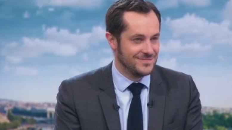 """""""Gilets jaunes"""" : le gouvernement a """"laissé prospérer les casseurs"""", affirme Nicolas Bay"""
