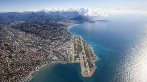 Nice a la troisième plus belle approche d'aéroport au monde (et la première en France)