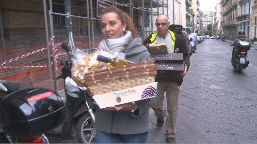 La gastronomie française à l'honneur à Naples
