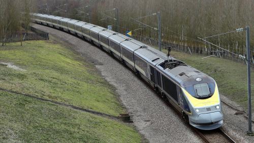 L'Eurostar continuera de circuler en France, même en cas de Brexit dur