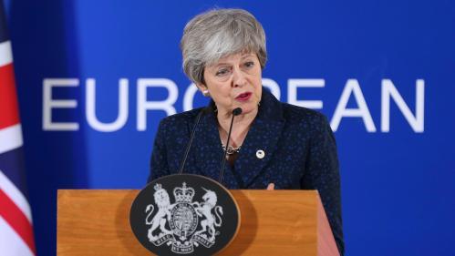 Brexit : on vous explique les deux options proposées par l'UE à Theresa May