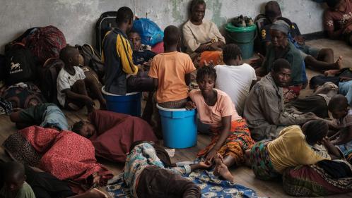 """Situation humanitaire au Mozambique : """"À ce niveau-là, il n'y a que des priorités"""""""