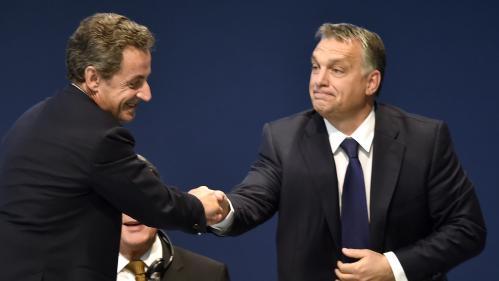 """Hongrie : Nicolas Sarkozy prend la défense de son """"ami"""" Viktor Orban"""