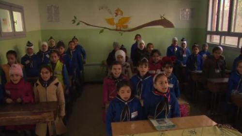 VIDEO. Syrie : la lente reconstruction des enfants