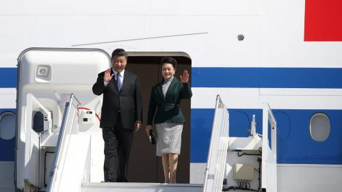 Economie, géostratégie... Les arguments de Xi Jinping face à Emmanuel Macron pour sa visite en France