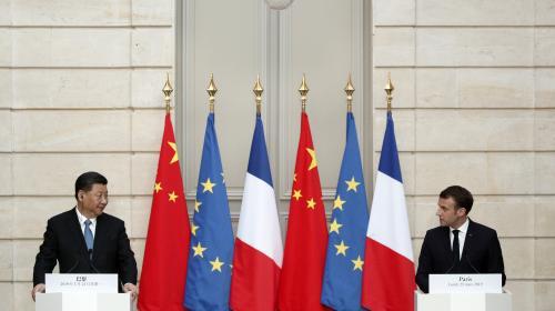 La Chine commande 300 Airbus, annonce l'Elysée à l'occasion de la visite du président Xi Jinping en France