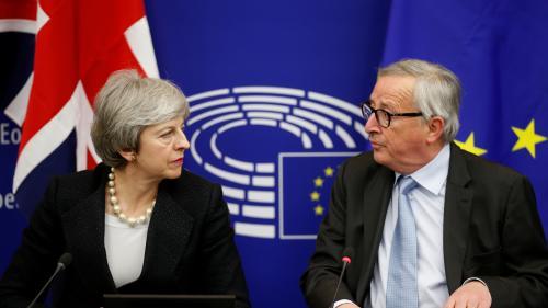"""""""Il est temps de partir !"""" : à Bruxelles, le ras-le-bol des élus et des fonctionnaires européens face au Brexit qui s'éternise"""
