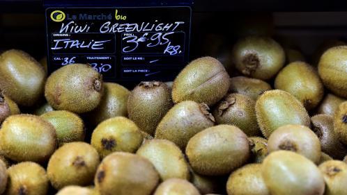 Consommation : des kiwis italiens vendus comme français