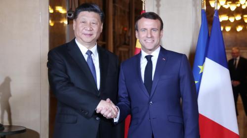 DIRECT. Suivez la visite d'Etat du président chinois Xi Jinping en France