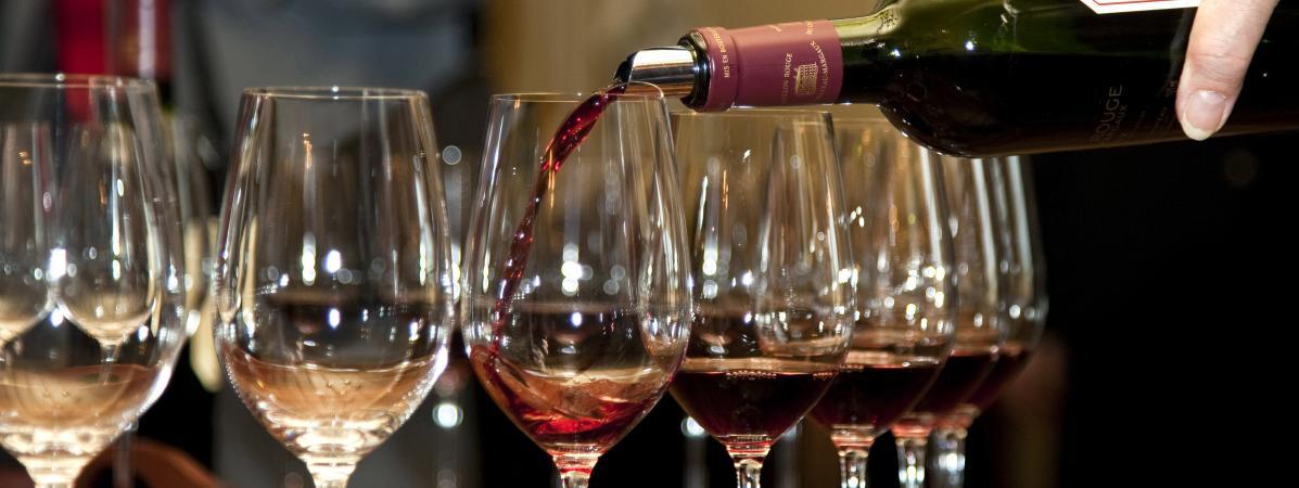 Alcool Pres D Un Quart Des Francais Boivent Trop