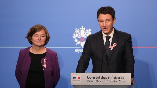 Nathalie Loiseau, Mounir Mahjoubi et Benjamin Griveaux quittent le gouvernement, annonce l'Elysée