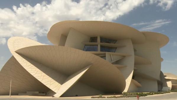 Musée du Qatar : la rose des sables de Jean Nouvel