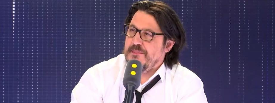 Le journaliste David Dufresne, à franceinfo le 27 mars 2019