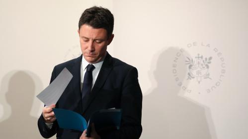 """VIDEO. Le porte-parole du gouvernement, Benjamin Griveaux, annoncera """"au printemps"""" s'il est candidat à la mairie de Paris"""