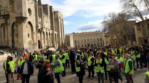 """""""Gilets jaunes"""": interdictions de manifester à Avignon, Toulouse et Rouen lors du 20esamedi de mobilisation"""