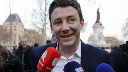 Municipales à Paris: Benjamin Griveaux officialise sa candidature à l'investiture LREM