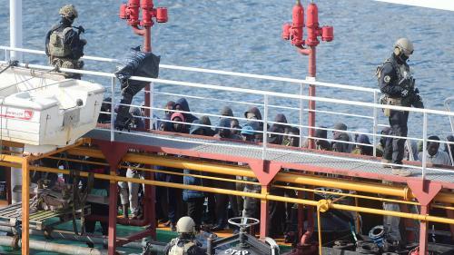 La marine maltaise reprend le contrôle d'un pétrolier détourné par des migrants