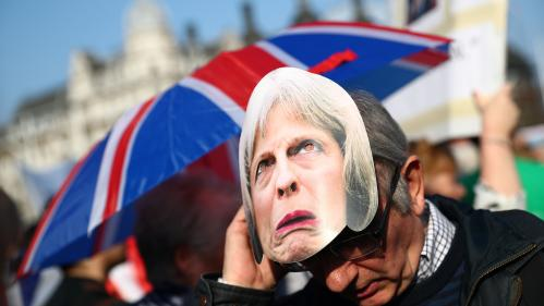 Brexit : après le nouveau rejet de l'accord de Theresa May, que va-t-il se passer maintenant?