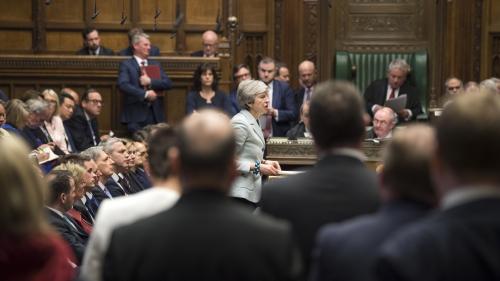 """DIRECT. Le Brexit sans accord est """"désormais un scénario probable"""", prévient la Commission européenne"""