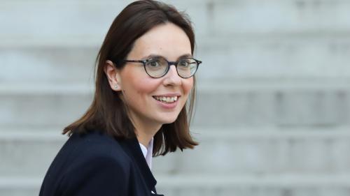 """Élections européennes : la France """"doit regagner de l'influence"""" au Parlement, juge Amélie de Montchalin"""