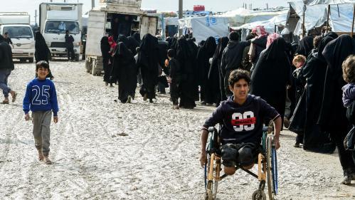 Syrie : la France accorde un million d'euros d'aide humanitaire à des camps de déplacés surchargés après la chute de l'EI