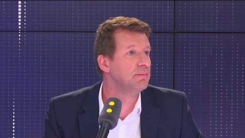 """VIDEO. Remaniement : """"C'est la technocratie et l'arrogance au pouvoir"""", déplore Yannick Jadot"""